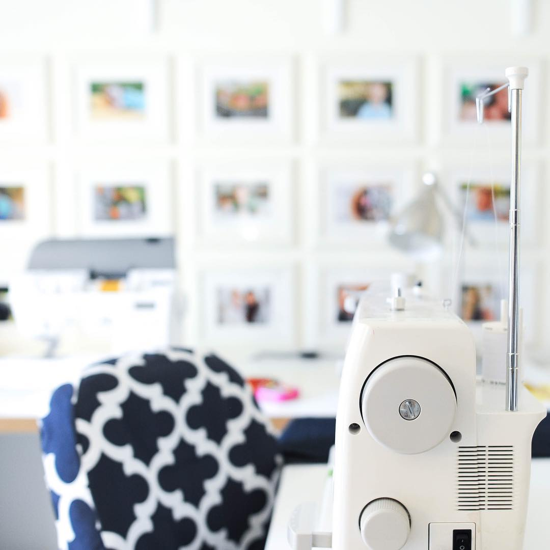 Lucy Jane Sewing Room