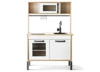 Stylish Kid Play Kitchen