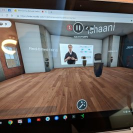 Virtual Reality in Online Education