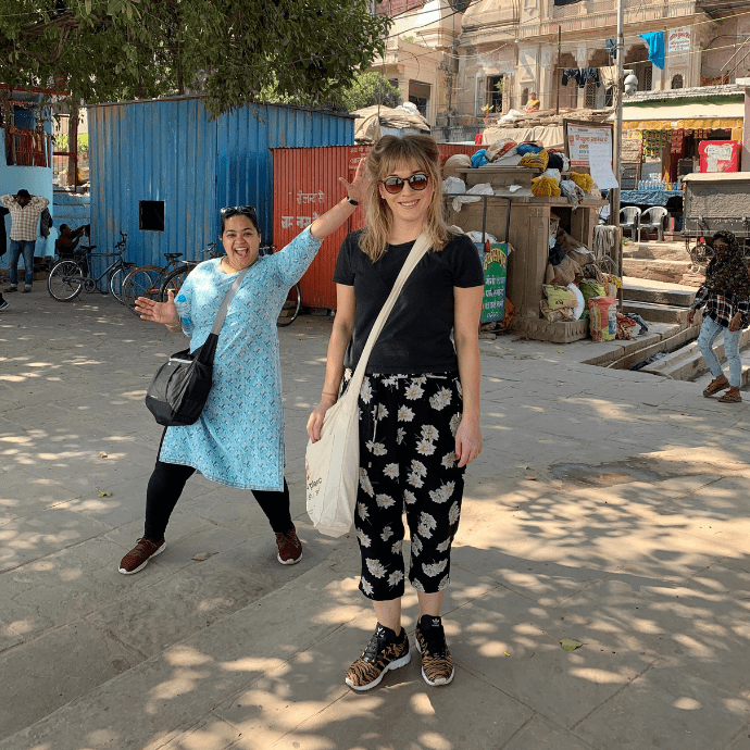 group travel in india