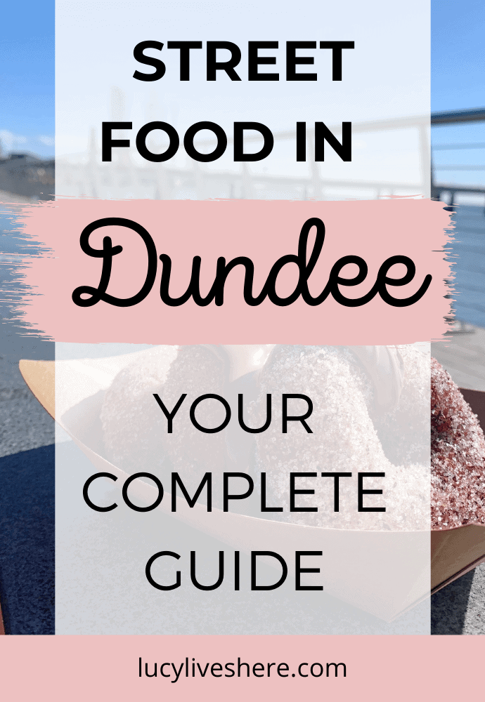 street food in Dundee