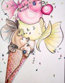 Neapolitan Ice Cream Fish