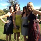 Kate's wedding: best friend reunion!