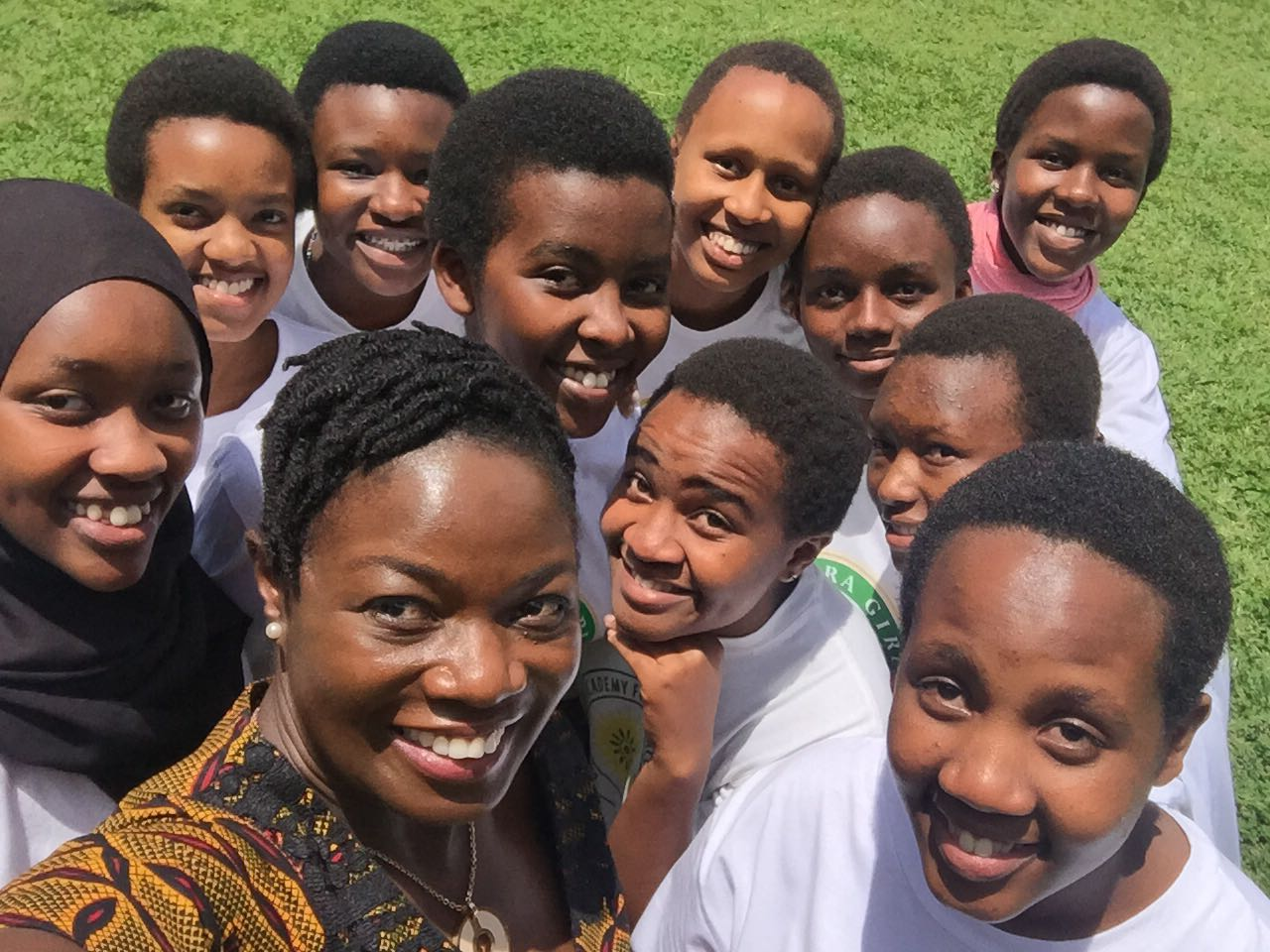 Gashora Girls' Academy of Science and Technology – where young women find their voice and develop their talents (My Visit to Rwanda Part I)