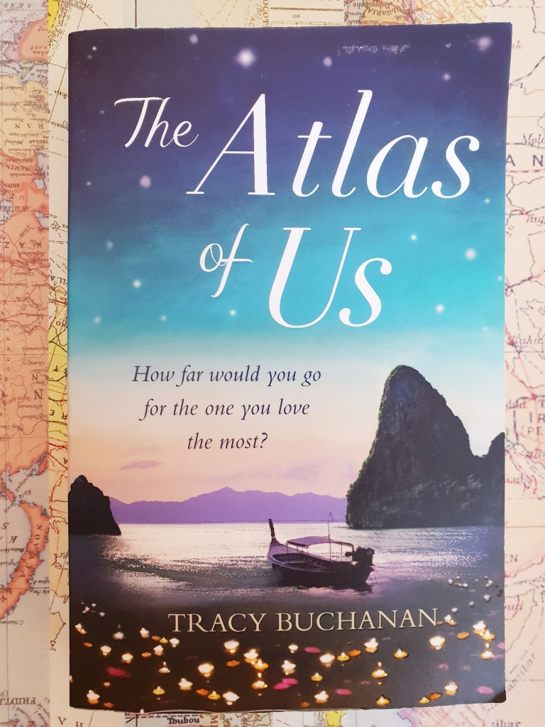 The Atlas of Us by Tracy Buchanan (Review)