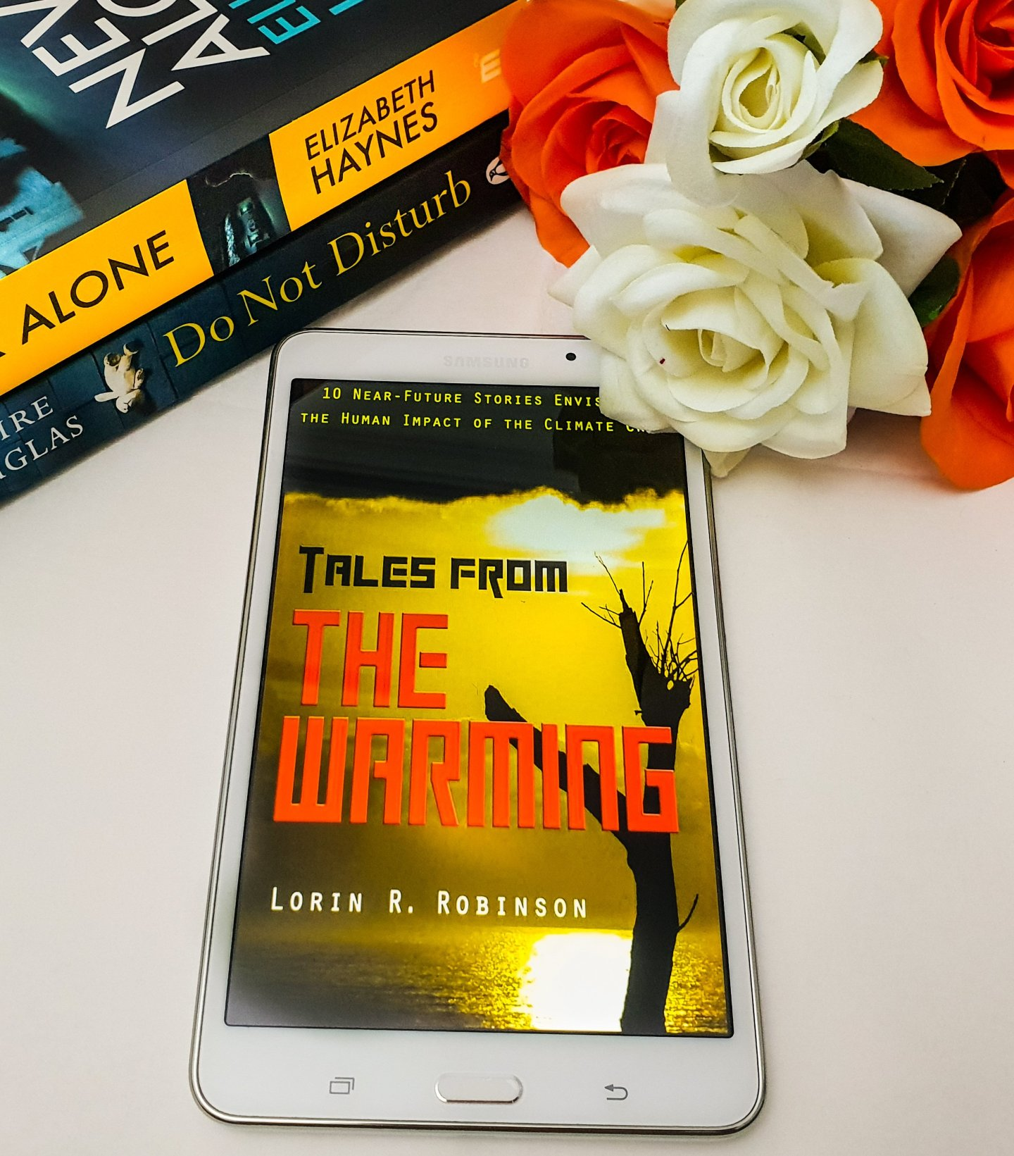 Tales From The Warming by Lorin R. Robinson (Review)