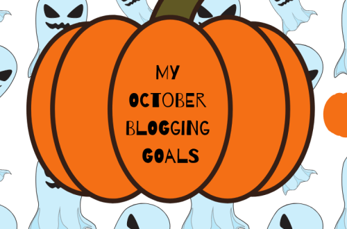 october blogging