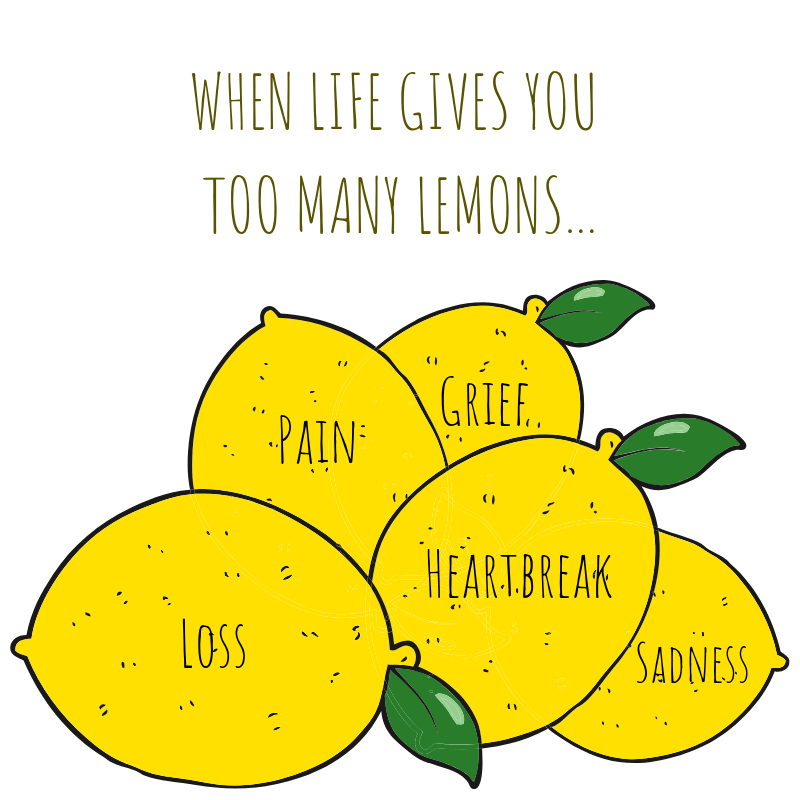 When life gives you too many lemons…