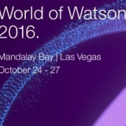IBM World of Watson