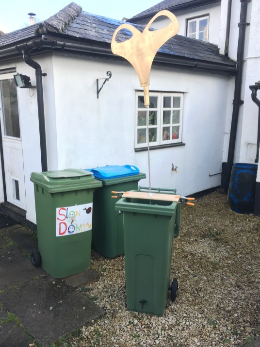 As Delivered Bin-Key. Credit: Lucy Rogers