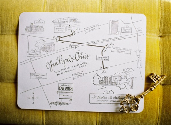 View Our Gallery Of Invitation And Wedding Maps