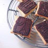 Petit Beurre Biscuits (dairy-free)