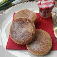 Cinnamon Welsh Cakes