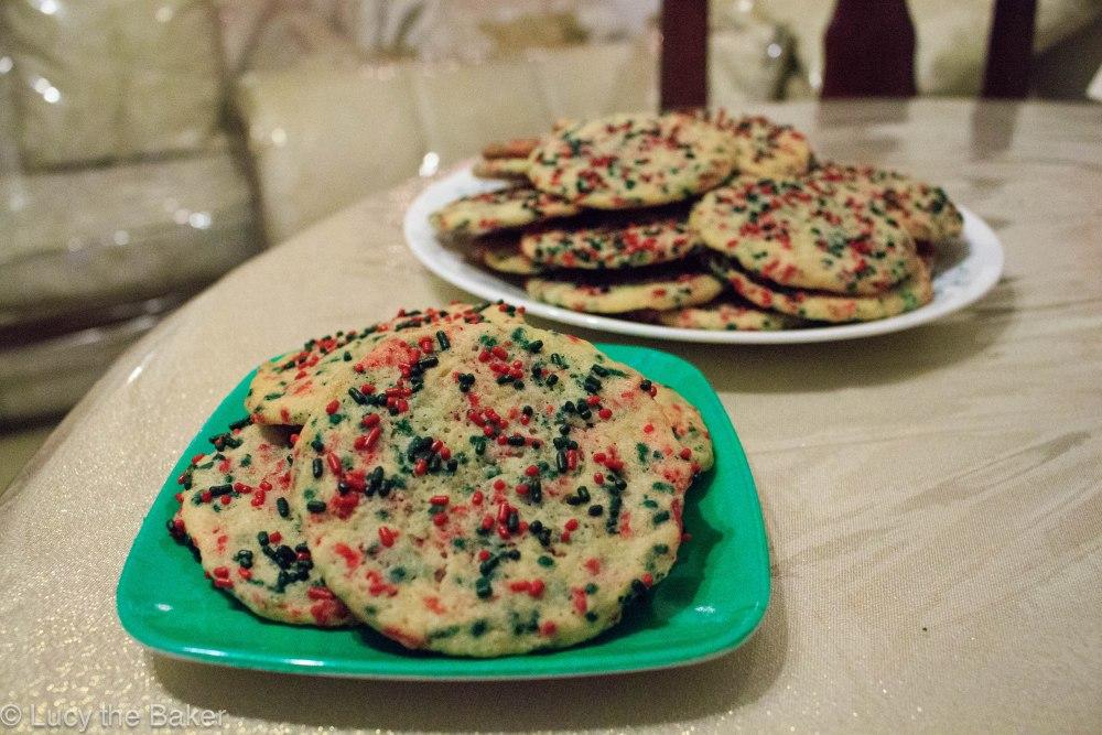 Christmas Confetti Cookies (1/6)