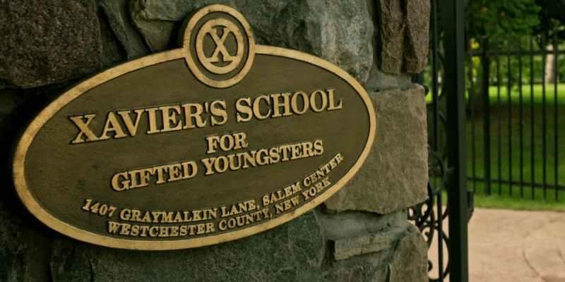 xavier-school-gifted