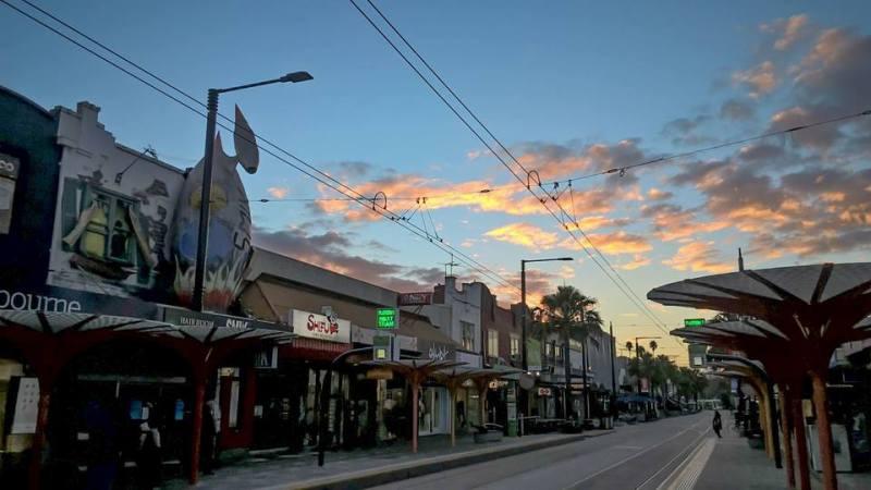 Acland Street, Melbourne
