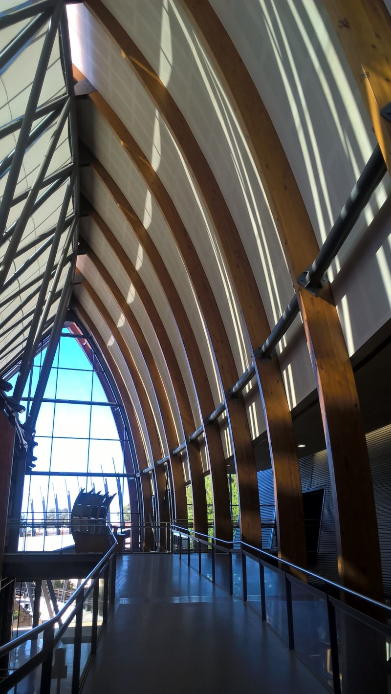 Adelaide, interno del Centro Nazionale del Vino