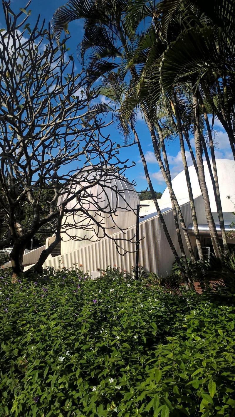 brisbane giardino botanico con vista planetario