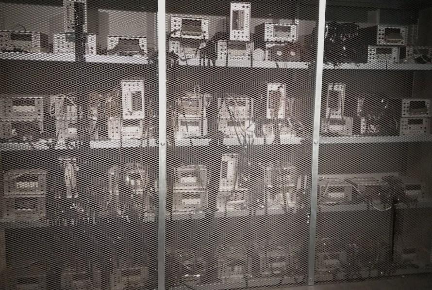 macchinari per spionaggio