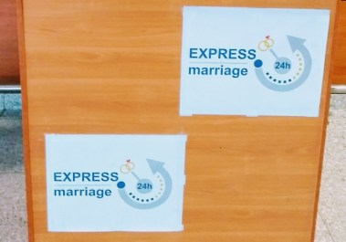 marriage express