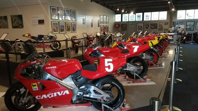 motociclette cagiva phillip island museo
