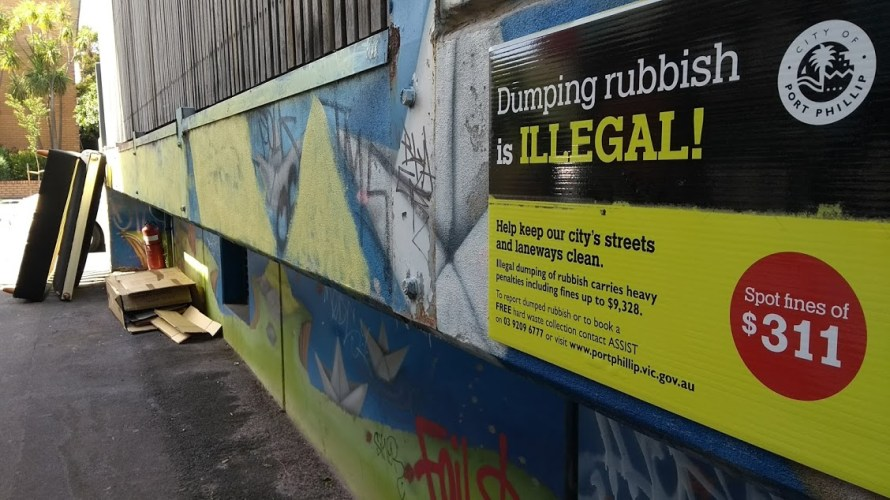 dumping-rubbish-is-illegal-paradox