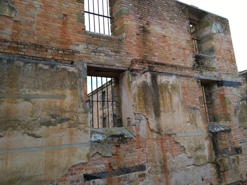 port-arthur-prigione-e-cella-con-sbarre