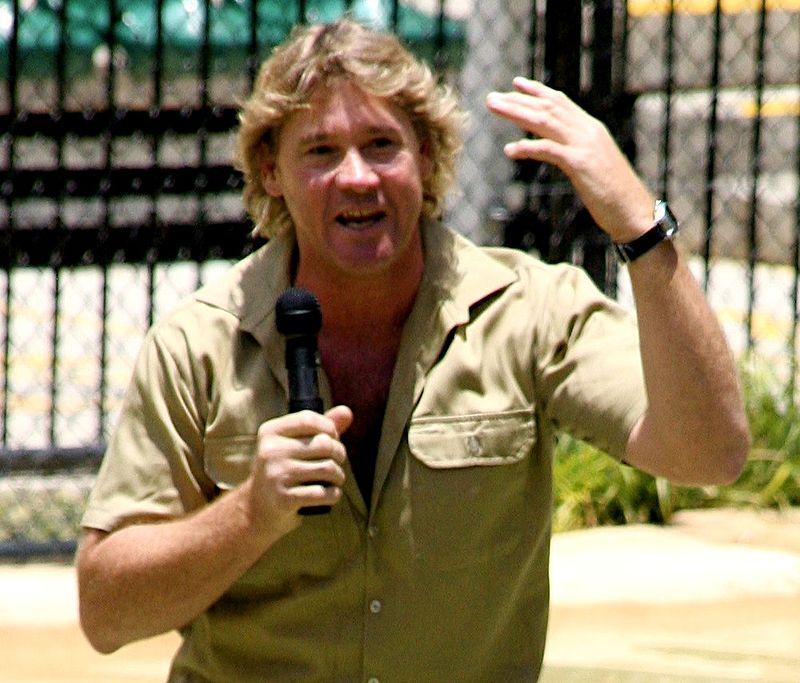 Come è morto Steve Irwin, divulgatore