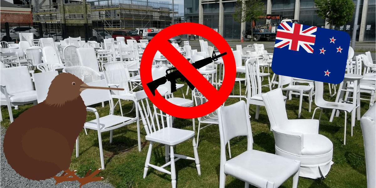 christchurch sedie bianche memoriale per i morti del terremoto