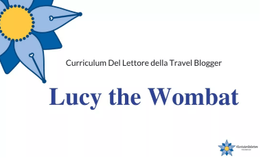 lucy the wombat intervista curriculum del lettore paroleombra