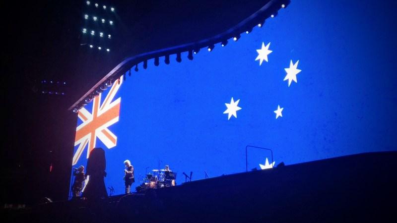 U2 in concerto a Melbourne