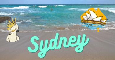sydney spiaggia