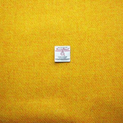 Citrus Yellow Harris Tweed
