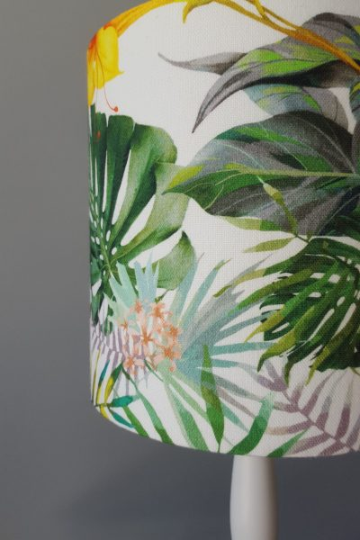 Small Tropical Lamp Shade