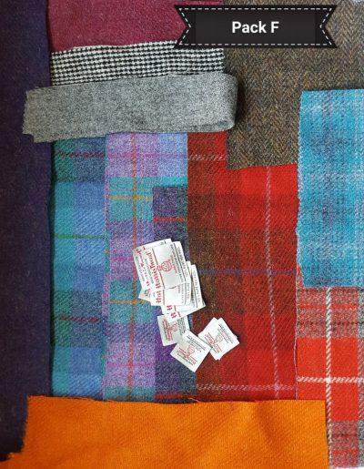 Harris Tweed Craft Pack