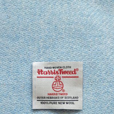 Sky Blue Harris Tweed