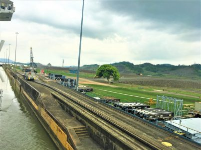 Joining Two Oceans - The Panama Canal