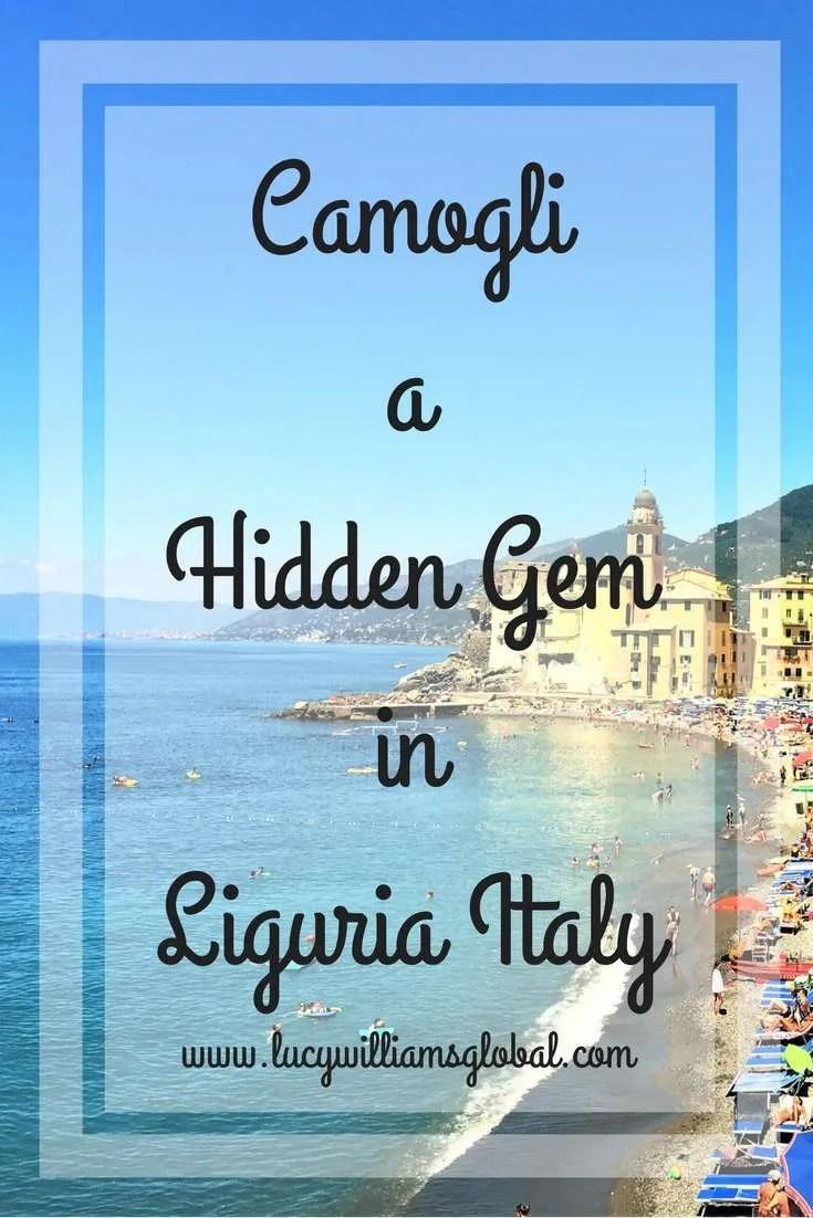 Camogli A Hidden Gem in Liguria Italy - Lucy Williams Global