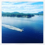 Getting Back Onboard in Alaska - Lucy Williams Global
