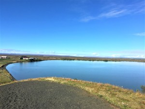 Lake Myvatn Iceland - Lucy Williams Global