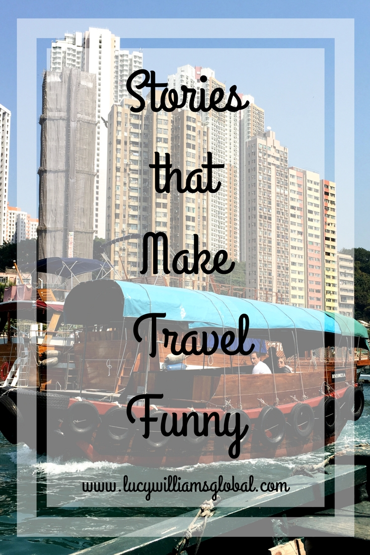 Stories that Make Travel Funny - Lucy Williams Global