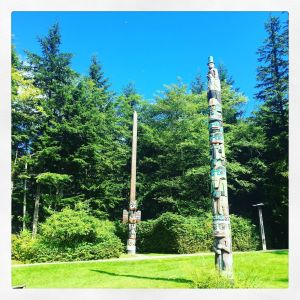 Totem Pole Park Ketchikan Alaska - Lucy Williams Global