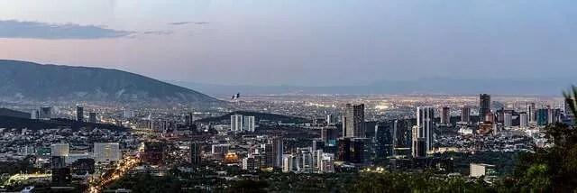The Cultural Landmark Of Monterrey, Mexico