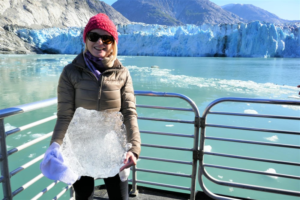 Dawes Glacier Endicott Arm Alaska Glacier Tour - Lucy Williams Global