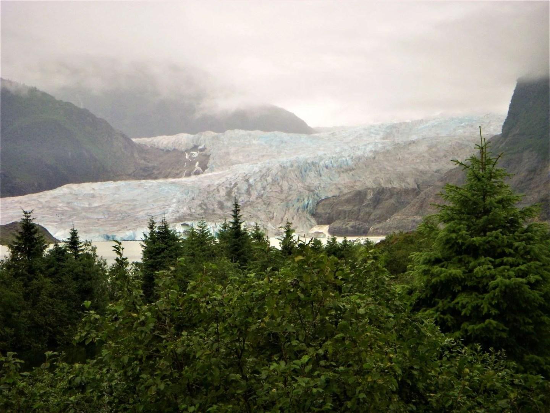 Mendenhall Glacier in 2008
