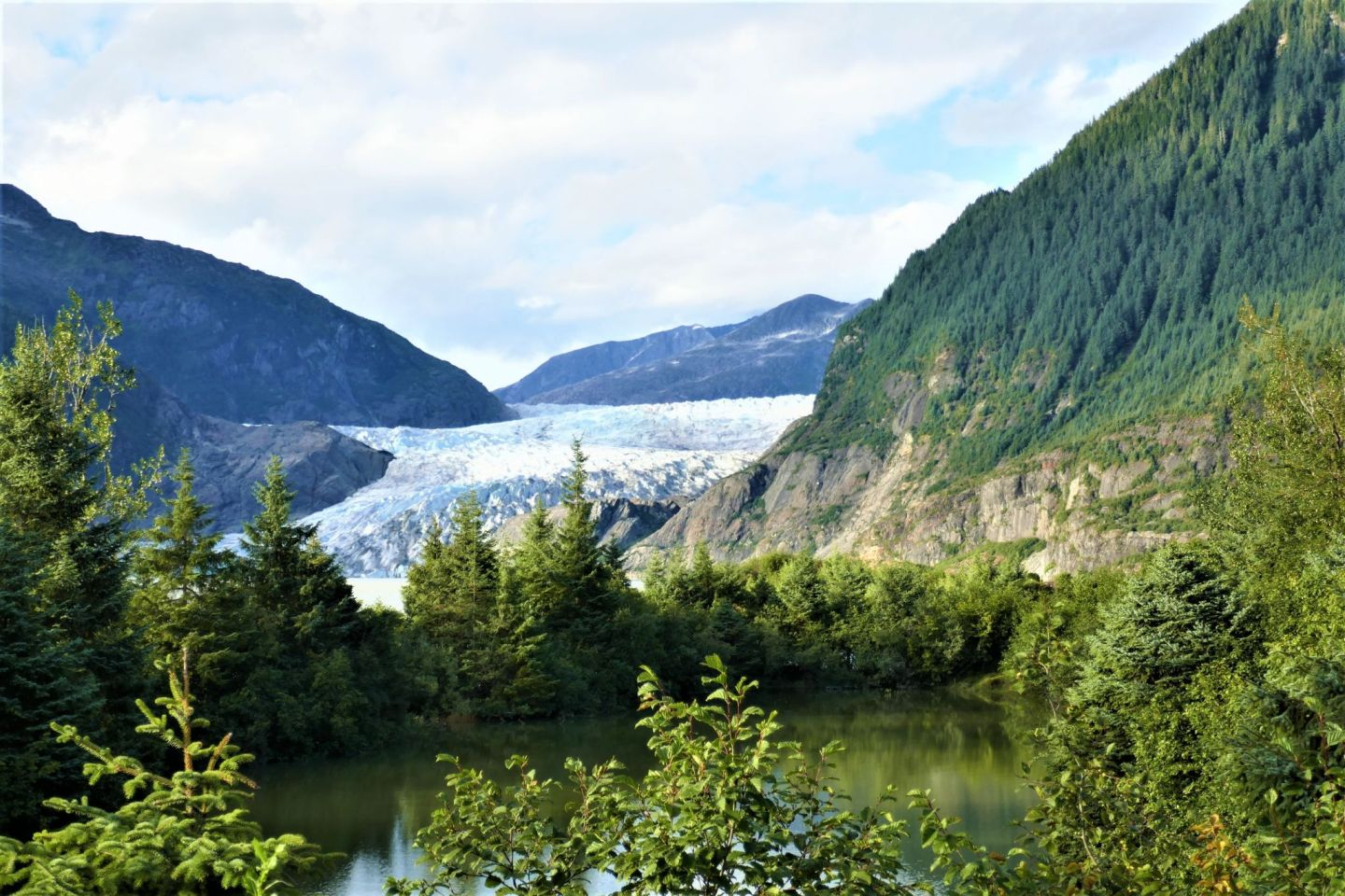 Must Do Tours in Juneau Alaska - Mendenhall Glacier & Whale Watching - Lucy Williams Global