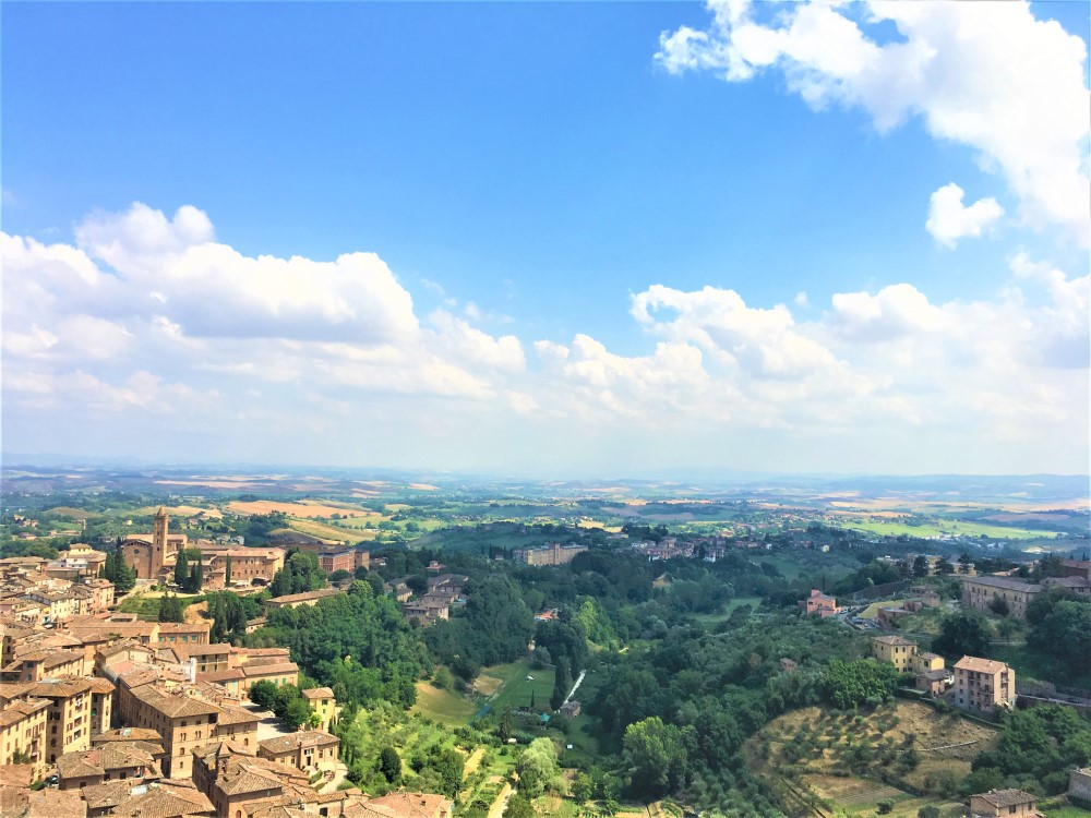 What to see in Siena Italy in one day -  Lucy Williams Global