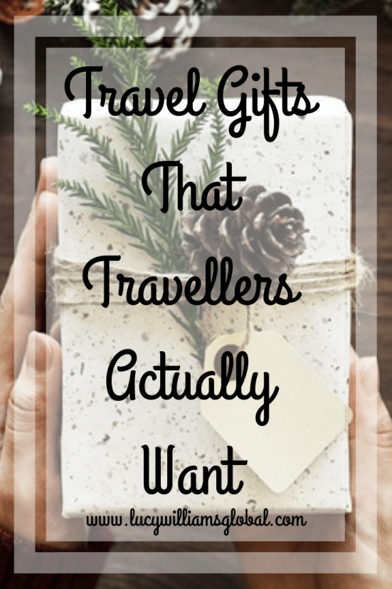 Travel Gifts That Travellers Actually Want