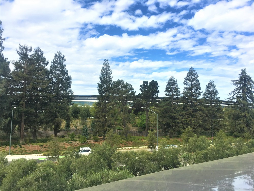 Apple Park Rooftop View Lucy Williams Global