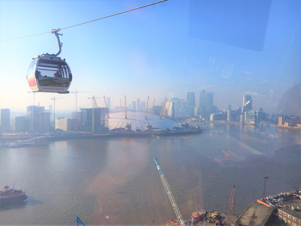 Emirates Cable Car A Local's Guide to London UK
